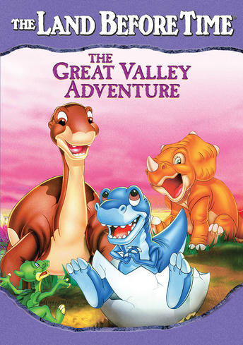 The Land Before Time: The Great Valley Adventure | Own & Watch The Land Before Time: The Great Valley Adventure | Universal Pictures