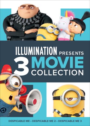 Illumination Presents 3 Movie Collection
