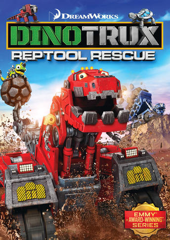 Dinotrux: Reptool Rescue