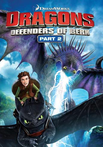 Dragons: Defenders of Berk Part - 2