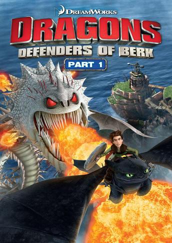 Dragons: Defenders of Berk Part - 1