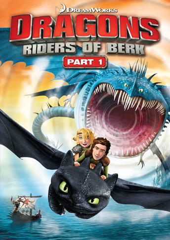 Dragons: Riders of Berk Part - 1