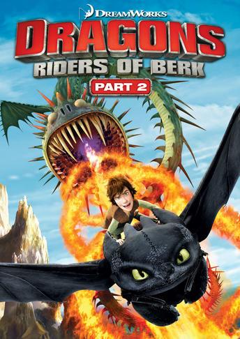 Dragons: Riders of Berk Part - 2