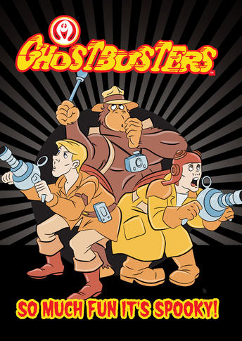 Ghostbusters: So Much Fun It's Spooky!