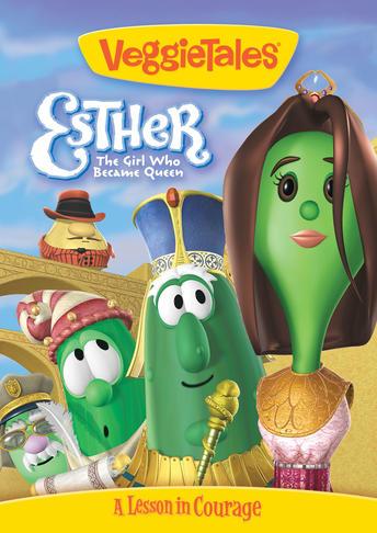 VeggieTales: Esther - The Girl Who Became Queen