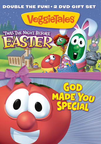 VeggieTales: 'Twas the Night Before Easter/God Made You Special