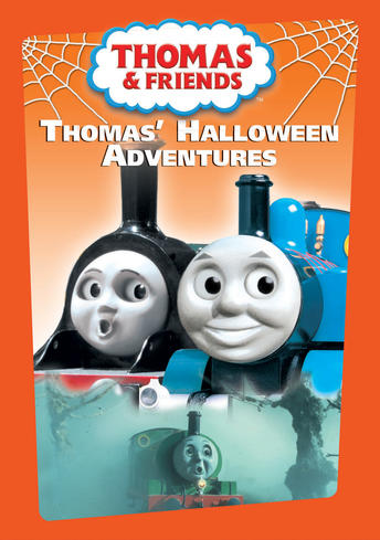 Thomas Halloween Adventures Dvd 2020 Uphe Thomas & Friends: Thomas' Halloween Adventures | Own & Watch