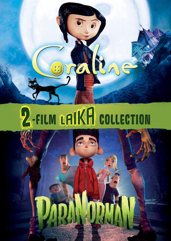 Coraline Paranorman 2 Film Laika Collection Own Watch Coraline Paranorman 2 Film Laika Collection Universal Pictures