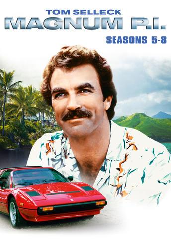Magnum: P.I.: Seasons 5-8