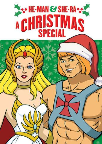 He-Man & She-Ra: A Christmas Special