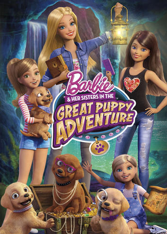 Barbie Her Sisters In The Great Puppy Adventure Own Watch Barbie Her Sisters In The Great Puppy Adventure Universal Pictures