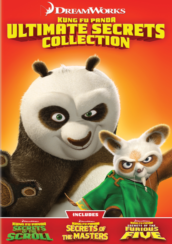 Kung Fu Panda: Ultimate Secrets Collection