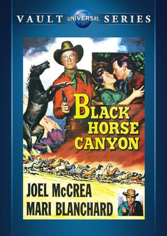 Black Horse Canyon
