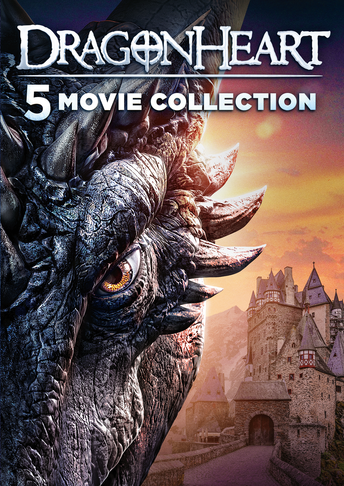 DragonHeart: 5 movie Collection