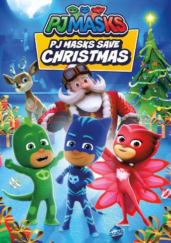 PJ Masks Save Christmas
