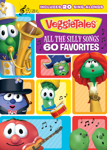 VeggieTales All the Silly Songs