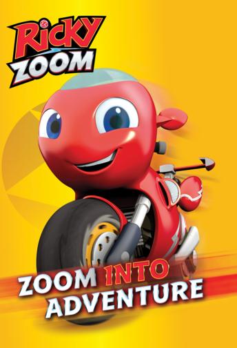 Ricky Zoom Zoom into Adventure