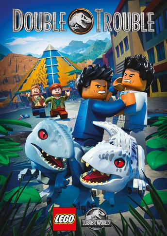 Lego Jurassic World Double Trouble