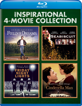 Inspirational 4 Movie Collection