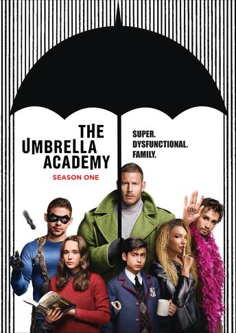 Umbrella Academy S1
