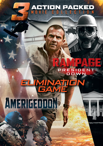 Action Packed 3 Movie Collection