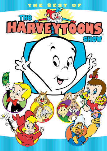The Best Of The Harveytoons Show