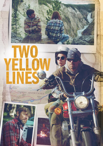Two Yellow Lines
