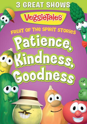 VeggieTales: Fruit of the Spirit Stories Vol. 2