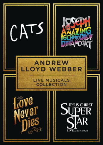 Andrew Lloyd Webber: Live Musicals Collection