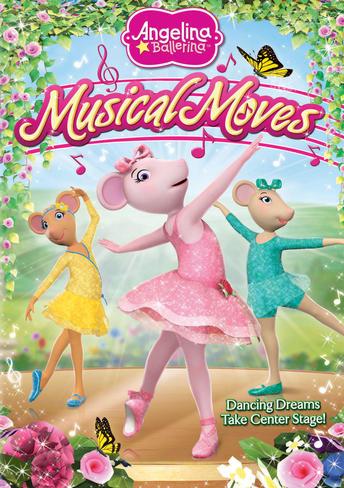 Angelina Ballerina: Musical Moves