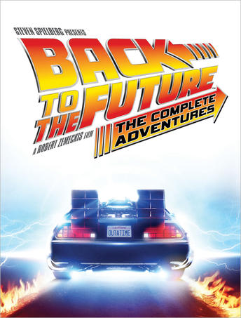 Back to the Future: The Complete Adventures