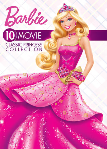 Barbie: 10-Movie Classic Princess Collection