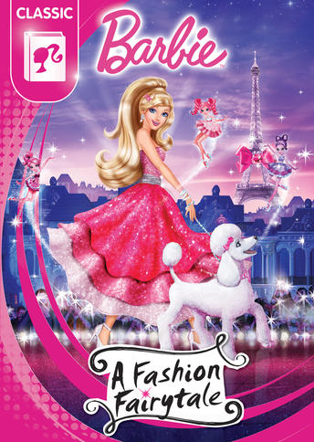 Barbie A Fashion Fairytale Own Watch Barbie A Fashion Fairytale Universal Pictures