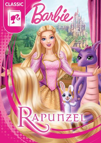 مشاهدة فيلم Barbie as Rapunzel 2002 مترجم hd اون لاين