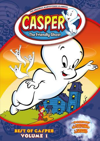 Casper the Friendly Ghost: Best of Casper - Volume 1