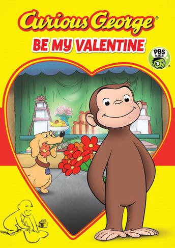 Curious George: Be My Valentine