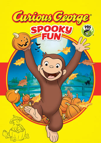 Curious George: Spooky Fun