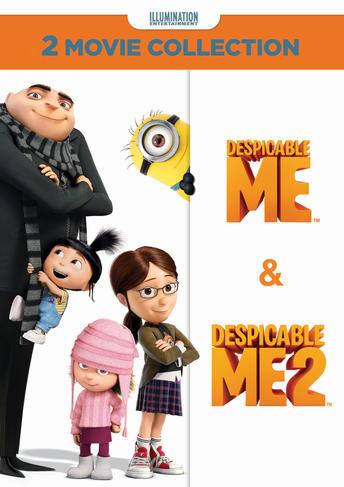 Despicable Me 2-Movie Collection