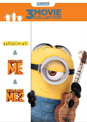 Despicable Me 3-Movie Collection