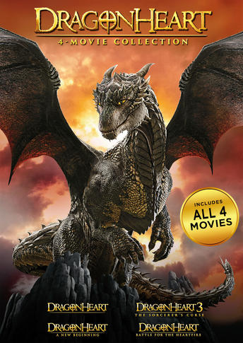 Dragonheart: 4-Movie Collection