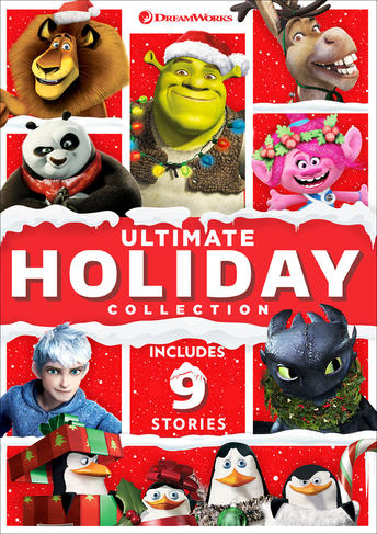 DreamWorks Ultimate Holiday Collection