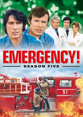 Emergency! Season Five