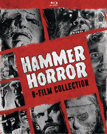 Hammer Horror 8-Film Collection