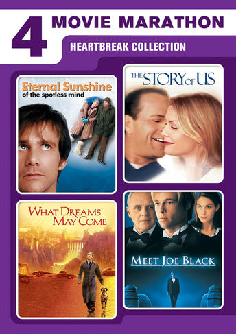 Heartbreak Collection (Eternal Sunshine of the Spotless Mind / What Dreams May Come / Meet Joe Black / The Story of Us)