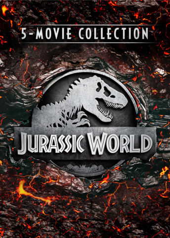 Jurassic Park Pentalogy Collection (1993-2018) Dual Audio [Hindi + English] | x264 | x265 10bit HEVC Bluray | 1080p | 720p