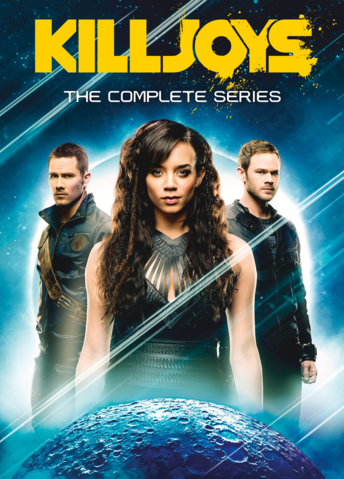 Killjoys: The Complete Collection