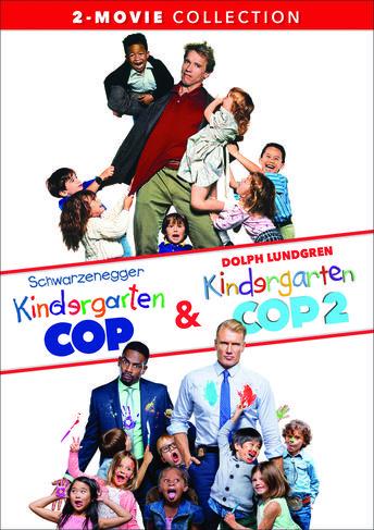 Kindergarten Cop & Kindergarten Cop 2: 2-Movie Collection