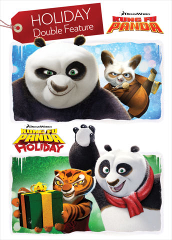 Kung Fu Panda / Kung Fu Panda Holiday - Holiday Double Feature
