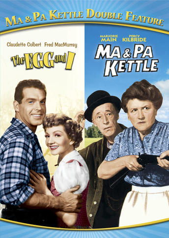 Ma and Pa Kettle Double Feature (The Egg and I / Ma and Pa Kettle)