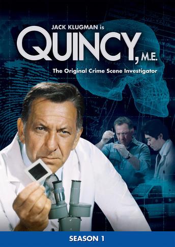 Quincy, M.E.: Season 1